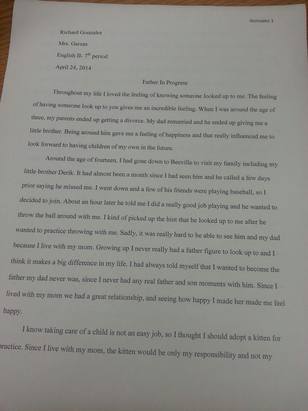 Essay Topics For Hamlet This Is My Personal Legend Essay I Really Enjoyed This Assignment Because  I Got Voice My Opinion I Would Rather Do This Than A Research Paper Any  Day Process Analysis Essay also Persuasive Essay On Adoption Blog Essay On Parents